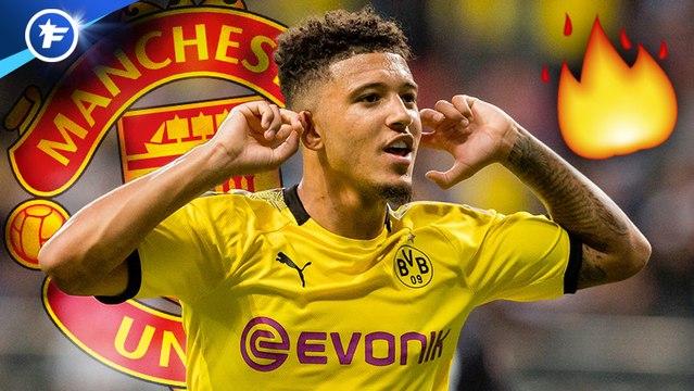 Le Borussia Dortmund fixe un ultimatum à Manchester United pour Jadon Sancho, Edinson Cavani tout proche de Benfica