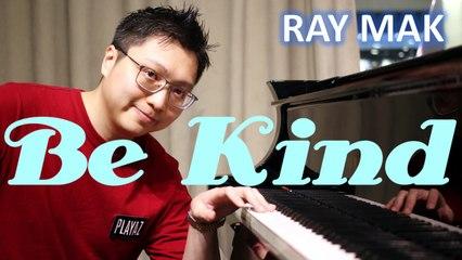 Marshmello & Halsey - Be Kind Piano by Ray Mak