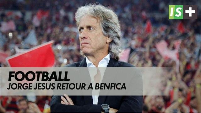 Jorge Jesus à Benfica jusqu'en 2022