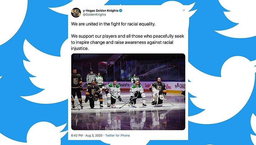 Tyler Seguin Explains Decision Behind Kneeling During Anthem