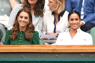 "Kate Middleton and Prince William Wished Meghan Markle a ""Very Happy"" 39th Birthday"