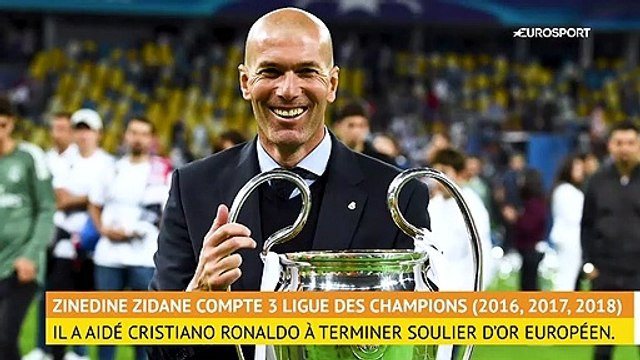 Deux entraîneurs aux statistiques affolantes : Guardiola/Zidane, le duel en chiffres
