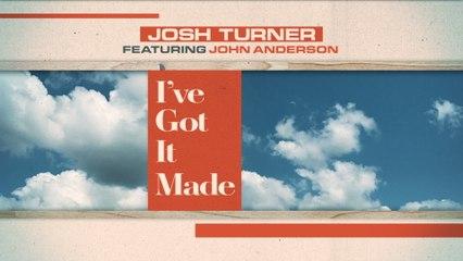 Josh Turner - I've Got It Made