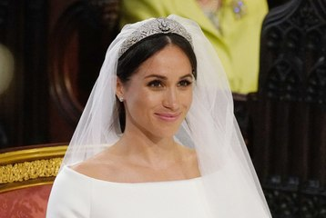 Royal Experts Clarified the Drama Around Meghan Markle's Wedding Tiara