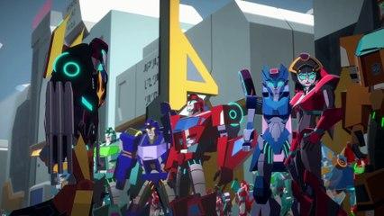 Transformers: Cyberverse - [Season 3 Episode 9]: The Trial