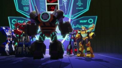 Transformers: Cyberverse - [Season 3 Episode 13]: The Judge