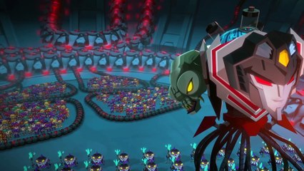 Transformers: Cyberverse - [Season 3 Episode 14]: The End Of The Universe I