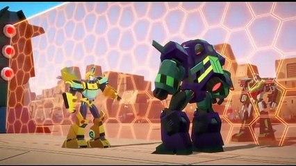 Transformers: Cyberverse - [Season 3 Episode 18]: Enemy Line