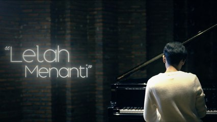 Bagas Ran - Lelah Menanti (Official Lyric Video)