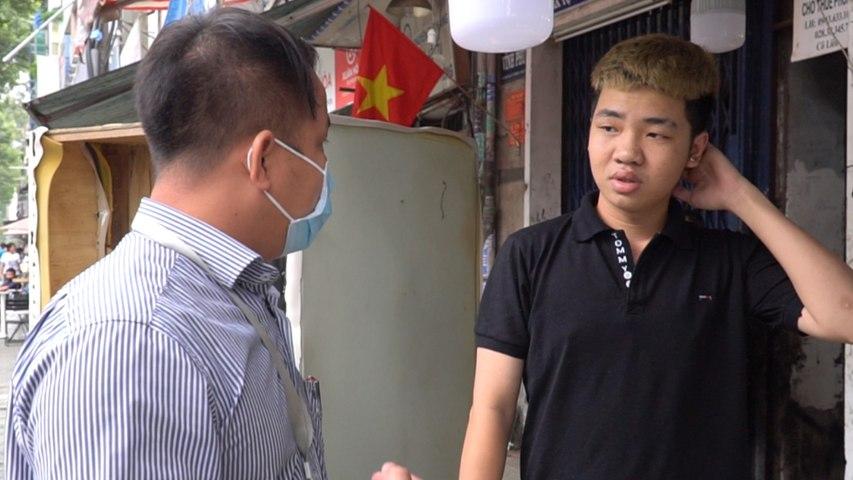 TPHCM: Không đeo khẩu trang, bị phạt 200.000 đồng từ 5/8 | VTC | Godialy.com