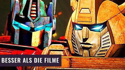Transformers War for Cybertron ist besser als die Michael Bay Filme