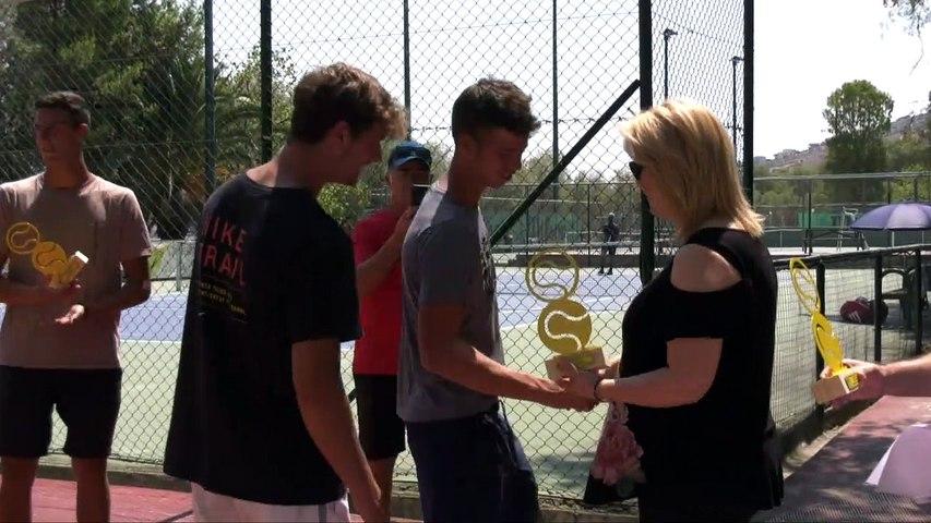 Πανελλήνιο πρωτάθλημα τένις Κ18 στη Χαλκίδα