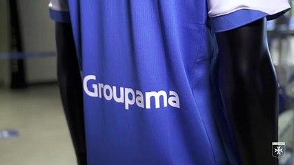 L'AJ Auxerre présente son maillot extérieur 2020-2021