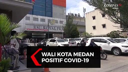 Breaking News!!! Plt Wali Kota Medan Akhyar Nasution Positif Covid-19