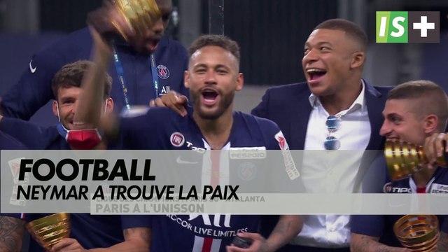 Paris à l'unisson avec Neymar