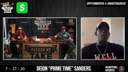 PMT: Grit Week - Deion Sanders, An NYC Garbage Man, And Monday Reading Sequel Waffle House Fight Guy