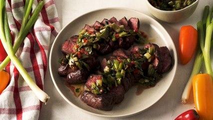 Flat Iron Steak Is An A+ Date Night Meal