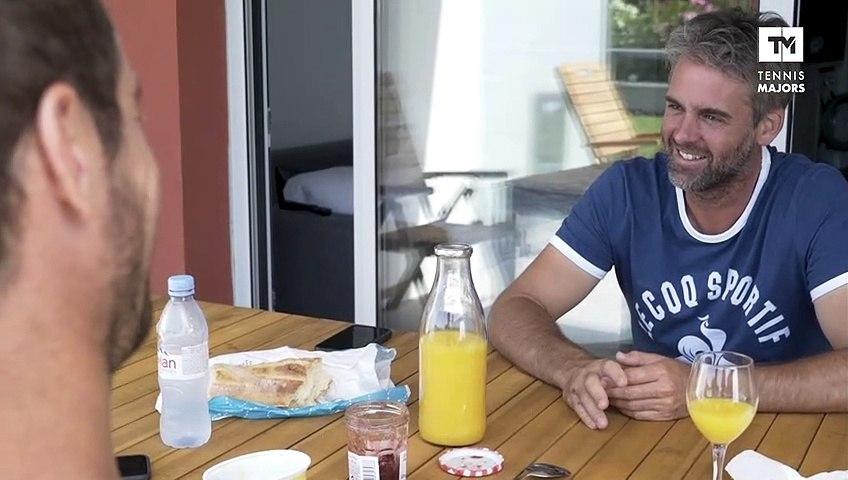 UTS Insider : Richard Gasquet et Julien Cassaigne, une relation joueur-coach pas comme les autres (Extrait)