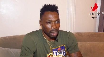 IDRISS CARLOS KAMENI : Thomas N'kono est mon idole