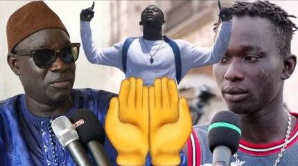 Émouvant - Le père de Papa Yade 2 fond en larmes  et fait de tristes témoignages sur son fils