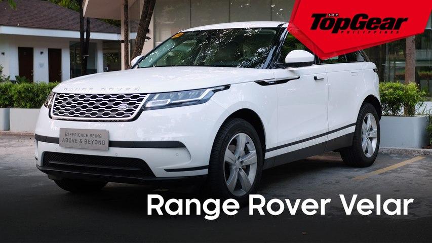 Feature: 2020 Range Rover Velar