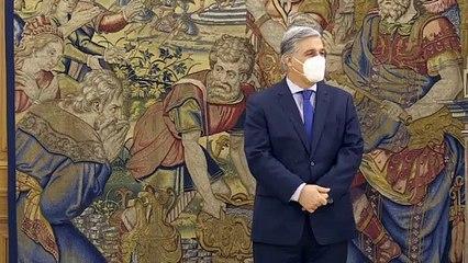 La reaparición del Rey Felipe tras la marcha del Rey Emérito de España