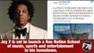 F78News: Jay Z to launch Roc Nation School of Music. #JayZ #RocNationSchoolofMusic