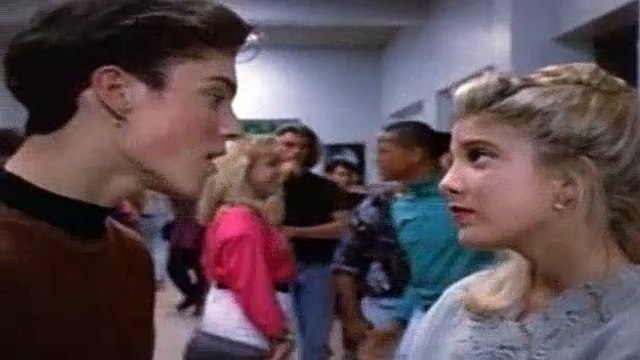 Beverly Hills BH90210 Season 2 Episode 14 - The Next Fifty Years