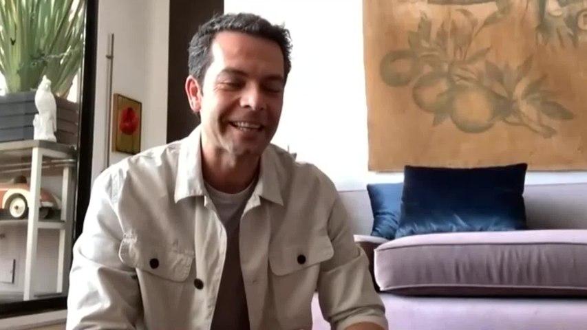 """Fabián Ríos recordó su papel de """"Antonio"""" en """"Doña Bella"""""""