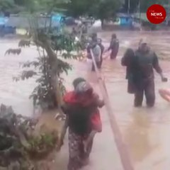 Homes inundated, trees uprooted as rains continue to lash TN's Nilgiris