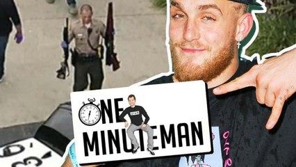 One Minute Man: Jake Paul's House Raided by FBI