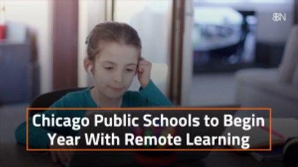 Chicago Public Schools Go Virtual