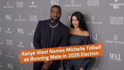 Kanye West Has A VP