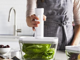 This Conveniently-Sized Vacuum Sealer Has Cut My Food Waste In Half
