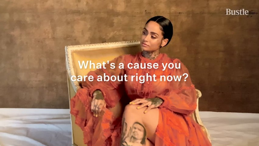 We Asked Kehlani To Speak Her Mind On The Set Of Her Bustle Cover Shoot | Bustle