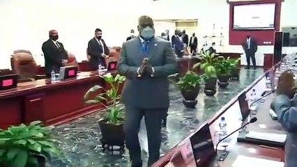 Le Chef de l'État, Félix-Antoine Tshisekedi Tshilombo a échangé avec les organisations patronales congolaises