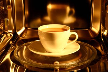 Why You Shouldn't Microwave Your Tea, According to Science
