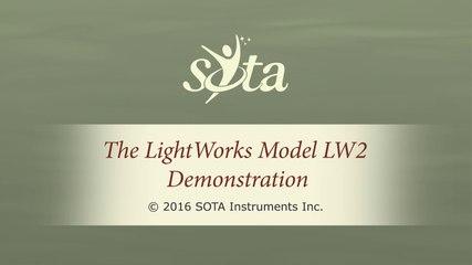 SOTA LightWorks - Model LW2 - Demonstration