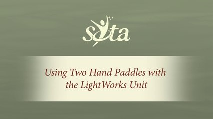 SOTA LightWorks - using 2 Hand Paddles with Model LW2