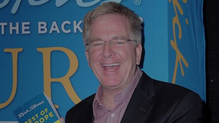Rick Steves Is Willing to Put His Travel Business on Hold for As Long As It Takes: 'Lock I