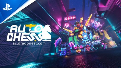 Auto Chess - Trailer State of Play PS4