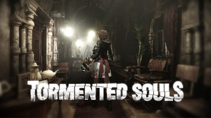 Tormented Souls - Trailer d'annonce