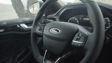 The new Ford Focus ST Interior Design