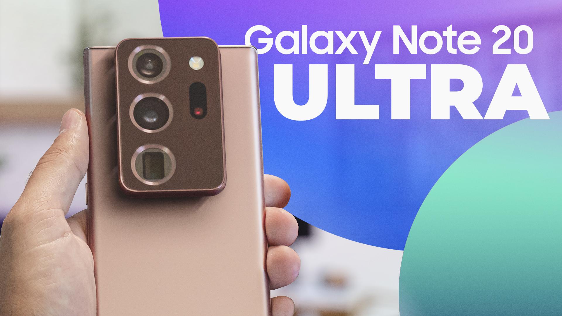 Samsung Galaxy Note 20 et 20 Ultra : Notre PRISE EN MAIN et tout ce qu'il faut savoir !