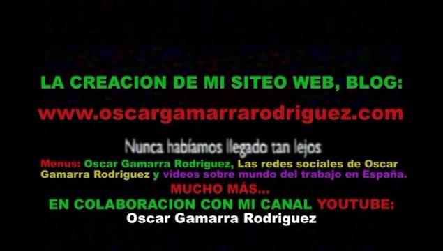 UNO DE MIS MAYORES LOGROS DE OSCAR GAMARRA RODRIGUEZ
