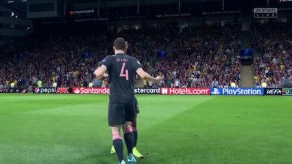 Juventus - OL : notre simulation FIFA 20 (Ligue des Champions - 1/8e de finale retour)
