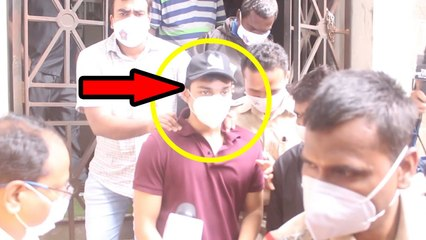 Rhea's Brother Showik Chakraborty Leaves From ED Office | Sushant Singh Rajput Case Investigation