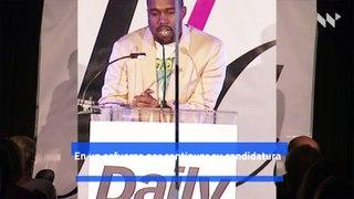 Kanye West nombra a Michelle Tidball como su vicepresidenta
