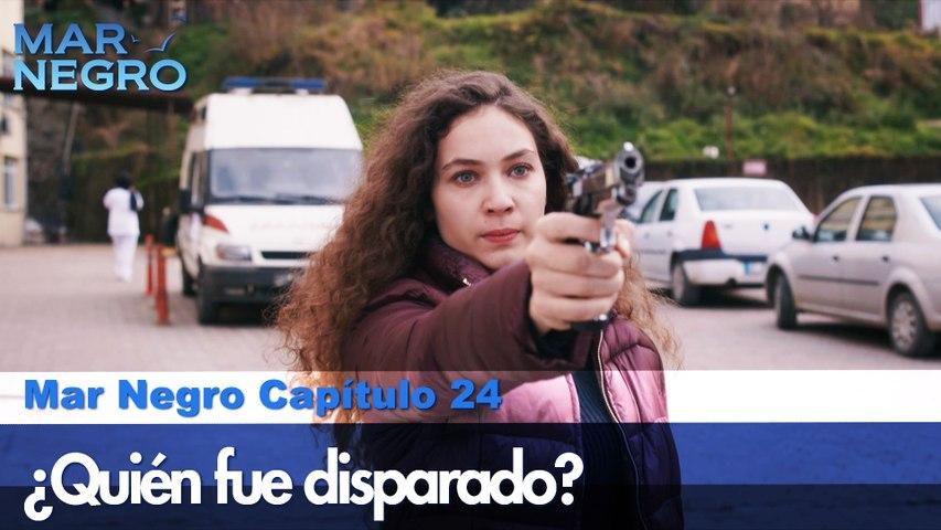 -Quien fue disparado! - Capítulo 24 | Fugutiva