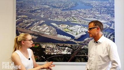 Interview mit Christoph Holstein, Staatsrat für Sport